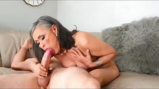sexy mature woman vacation